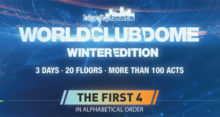 World Club Dome Winter Edition
