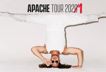 Apache kommt nach Köln