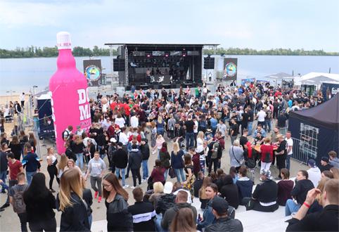 Beachzauber-Festival