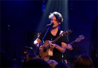 Benne stellte sein Album in Köln vor
