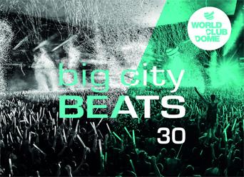 Gewinnspiel Big City Beats Vol 30 CD