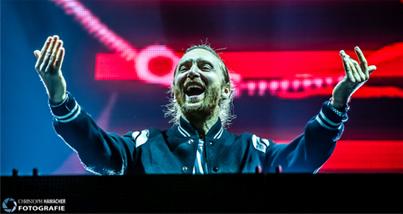 David Guetta kommt zum World Club Dome