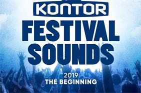 Gewinnspiel Kontor Festival Sounds 2019 CD