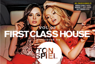 Gewinnspiel First Class House Album
