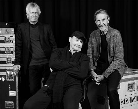 Genesis: Proben für Reunion-Tour haben begonnen