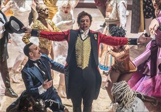 Hugh Jackman Musical-Show