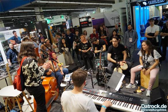 Gewinnspiel Musikmesse 2019