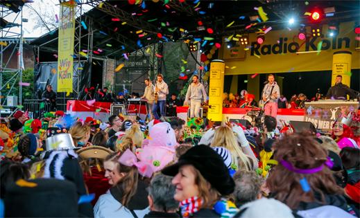 11.11. am Tanzbrunnen in Köln fällt aus