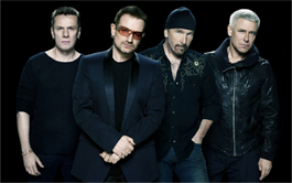 U2 kommen nach Köln