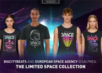 """Die """"Space Collection"""" zum WORLD CLUB DOME"""