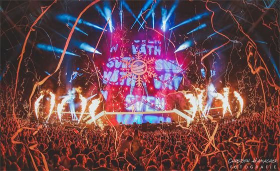 90.000 Besucher beim World Club Dome Düsseldorf