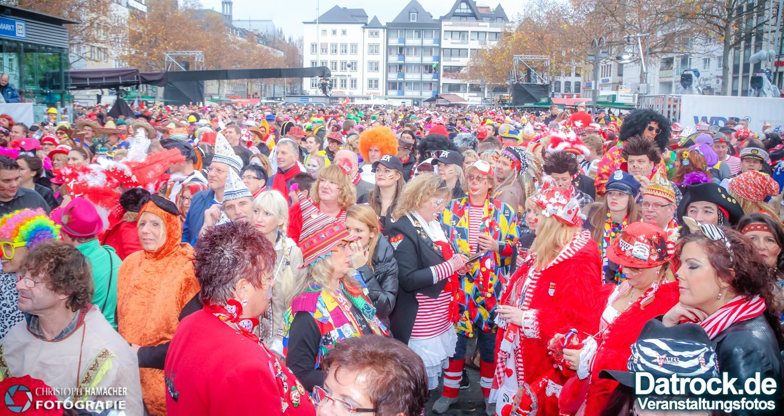 Karneval In Köln | Datrock.de