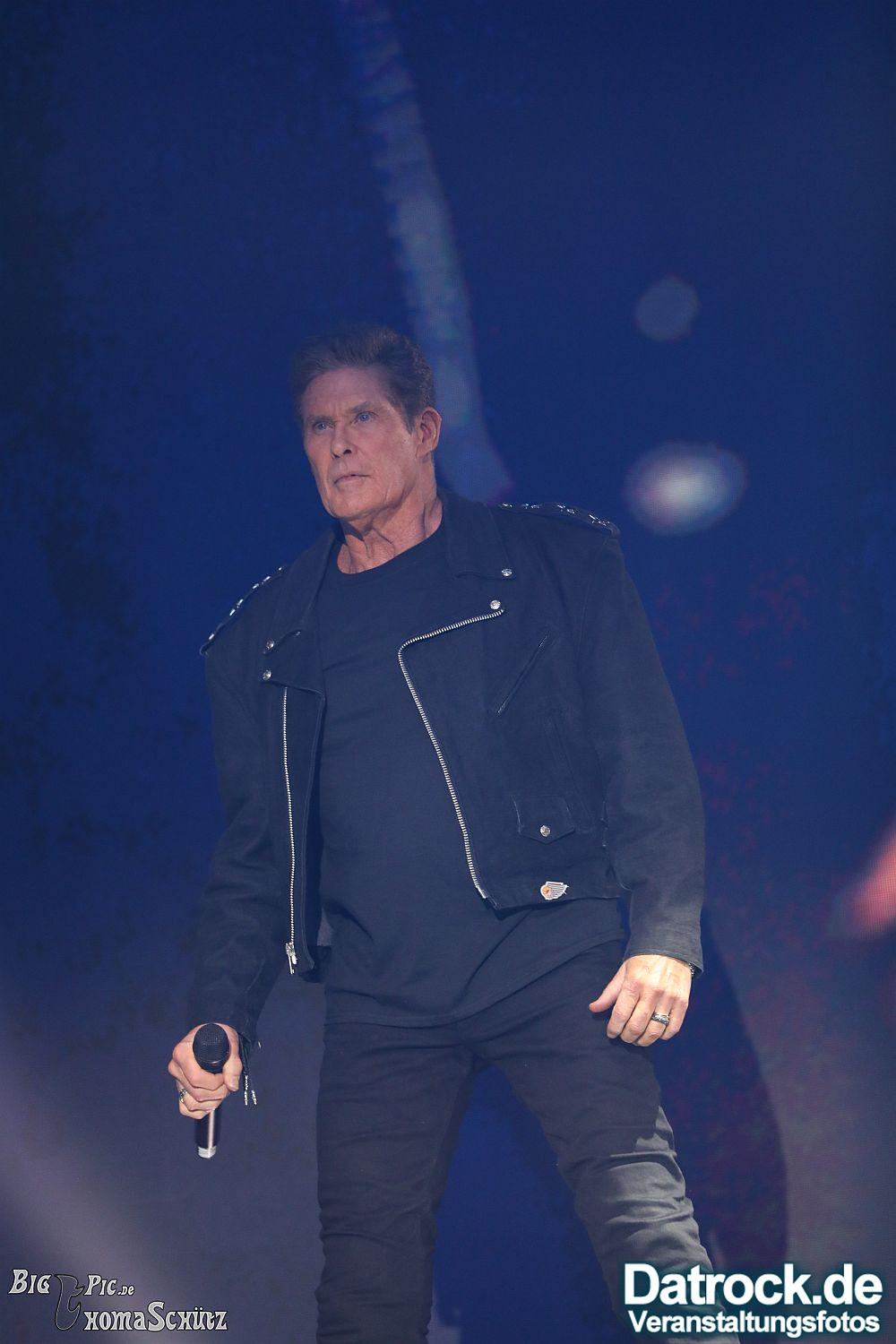 David Hasselhoff 30 Years Looking For Freedom Tour In Der Rittal